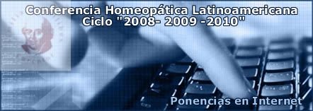 Conferencias de Homeopatia